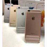 НОВЫЙ iPHONE 6S 16/32/64GB и Гарантия 1 год и Запечатанные Айфоны