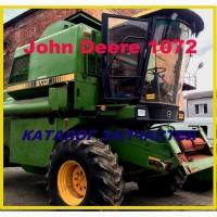 Каталог запчастей Джон Дир 1072 - John Deere 1072 на русском языке