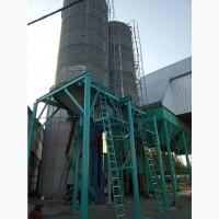 Продам охладители зерна ОБВ 40 (БВ 40) бункер вентилируемый