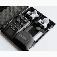 ZOOM H6 Six-Track Portable Handy Recorder; Портативный Диктофон