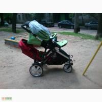 Продам коляску для погодок Бритакс Би Дуал б/у в хорошем состоянии