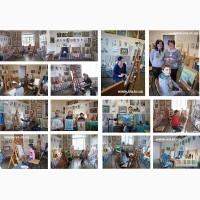 Уроки рисунка портрета для взрослых в Днепропетровске