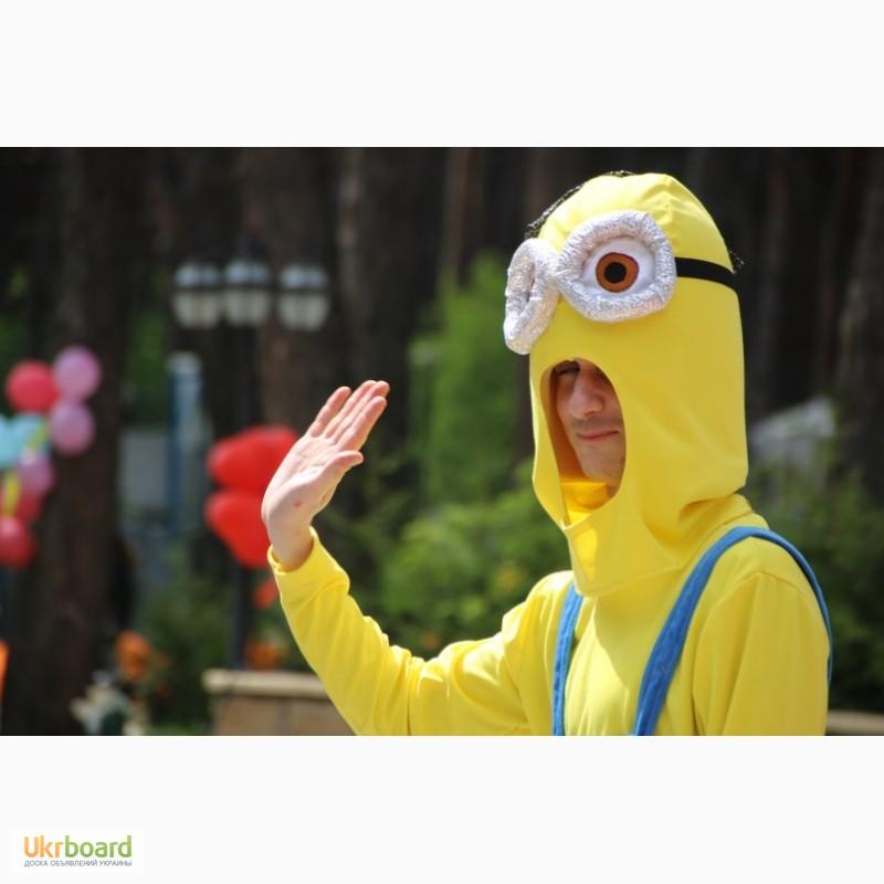Фото 7. Детский аниматор Харьков. Заказать аниматора на детский праздник. клоуны Харьков. Ниндзяго