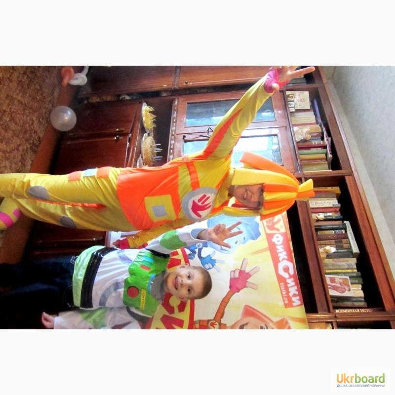 Фото 12. Детский аниматор Харьков. Заказать аниматора на детский праздник. клоуны Харьков. Ниндзяго