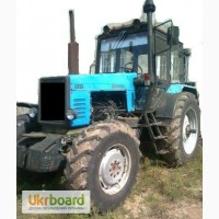 Продаем сельскохозяйственный колесный трактор МТЗ 1221, 1999 г.в