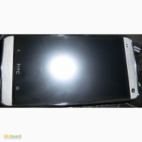 HTC One Dual SIM 802w Silver