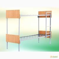 Кровать: армейские и для общежитий 1-2-ярусные, раскладушка