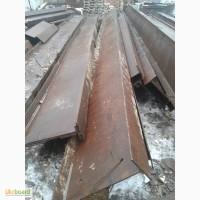 Балка двутавровая 55, 55б2, 60, 60б1 с демонтажа, на складе в г.Киеве.