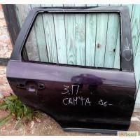 Дверь задняя правая 77004-2B030 на Hyundai Santa FE 06-09 (Хюндай Санта фе)