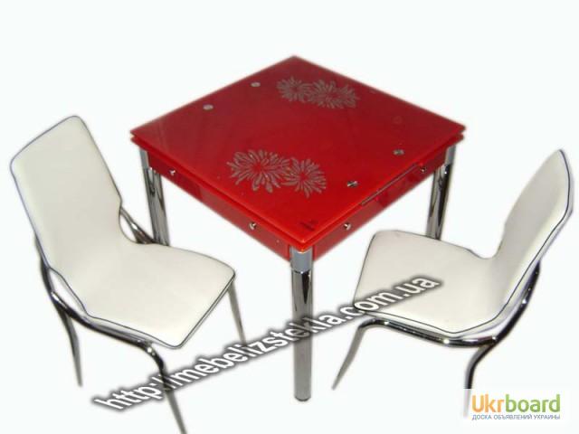 Фото 12. Столы и стулья. Теплота и свежесть от дизайна стеклянных столов