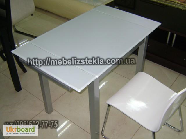Фото 13. Столы и стулья. Теплота и свежесть от дизайна стеклянных столов