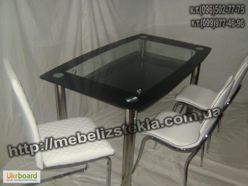 Фото 16. Столы и стулья. Теплота и свежесть от дизайна стеклянных столов