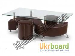 Фото 17. Столы и стулья. Теплота и свежесть от дизайна стеклянных столов