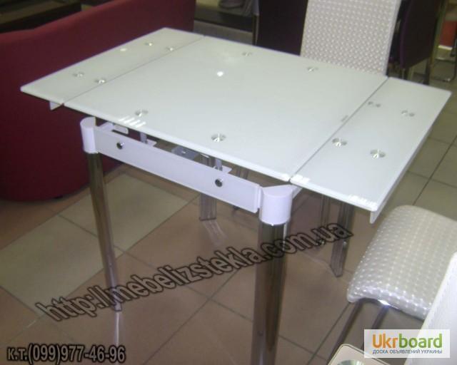 Фото 5. Столы и стулья. Теплота и свежесть от дизайна стеклянных столов