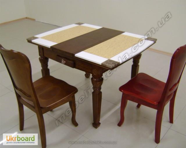Фото 7. Столы и стулья. Теплота и свежесть от дизайна стеклянных столов