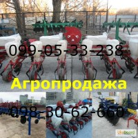 Сеялка пропашная СУПН 8, СУПН 8-01 (ручная сборка-оригинал) 2016 года СВЕЖАК