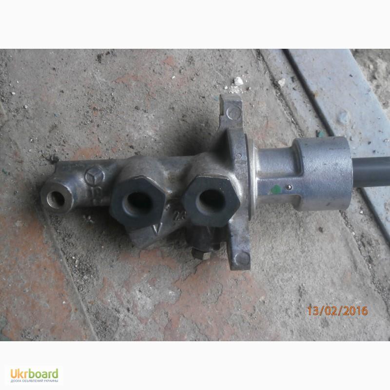 мерседес 124 главный и рабочий цилиндры тормоза/сцепления