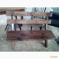 Продам дерев яну лавку(сосна) бу