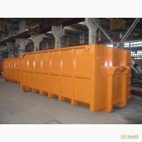 Производим ковшевые и роликовые контейнера под мультилифт