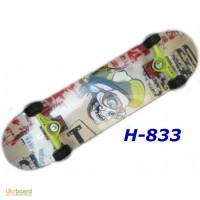 Скейт H-833 скейтборд skate board