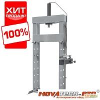Пресс гидравлический ручной 15 т INT PR 15