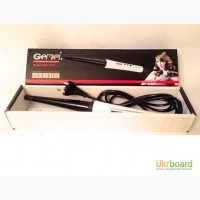 Плойка конусная Gemei Professional Degital Curling Iron GM