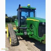 Гусеничный трактор Джон Дир John Deere 8420T бу из США цена с НДС