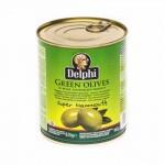 Оливки и маслины Делфи / Delphi 850мл