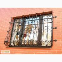 Изготовление решеток на окна, балконы в Одессе и области