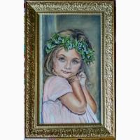 Картина автораБубочка-пастель, 55х32