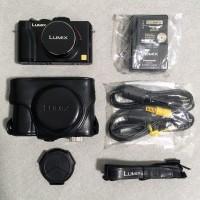 Panasonic Lumix DMC-LX5 (камера в состоянии новой, расширенный комплект)