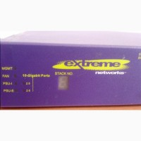 Продам коммутатор Extreme Summit X450-24t