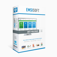 Emsisoft Anti-Malware 1 год 1 ПК, Электронная лицензия