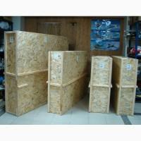 Ящики для перевозки или пересылки картин