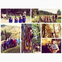 Детский лагерь на осенние каникулы Фристайл 2018