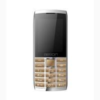 AELion A600 Metal 2.4 2 SIM 1850 мА/ч. Бюджетный