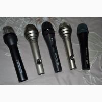 Профі мікрофони Sennheiser Е945/865/MD43(Shure, Beyerdynamic, Audix, AKG, EV, Heil)