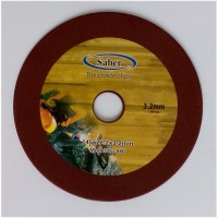 Абразивный диск для заточки пильных цепей 145х22, 2х3, 2