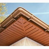 Монтаж водосточные системы и подшива крыши по Одессе и Одесской обл