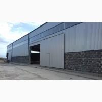 Виробництво та будівництво ангарів Дубляни