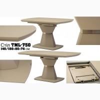 Цена Договорная на стол TML-750-1 140/180х80х76 см капучино