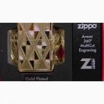 ZIPPO 29671 Armor Luxury Diamond High Polish Gold
