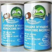 Кокосовая сгущенка Без лактозы Без яиц Без глютена Без ГМО випарене 7.2% Nature#039;s Charm