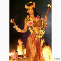 Прокат и продажа костюма для гавайской вечеринки, лея на шею.гавайские бусы