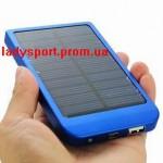 Зарядное устройство на солнечных батареях 2600 мАч для iPhone