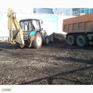 Вывоз земли Киев вывоз грунта Киев