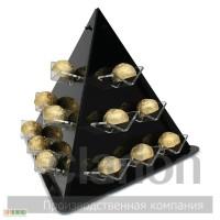 Пирамида под угощения для фуршета и банкета