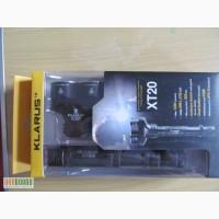 Продам тактический фонарик KLARUS XT 20