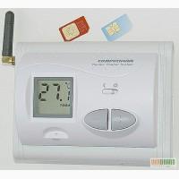Монтаж системы удаленного управления температуры отопления