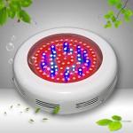 Светодиодная лампа для растений, теплиц, оранжерей, гроубоксов 90W